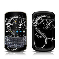 BlackBerry Bold 9930 Skin - Chrome Dragon