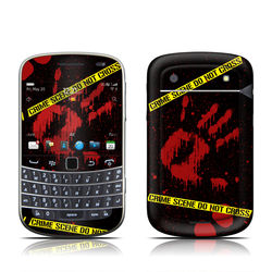 BlackBerry Bold 9930 Skin - Crime Scene