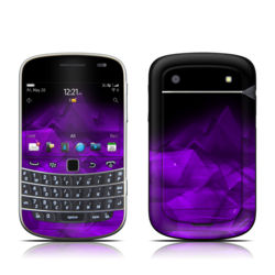 BlackBerry Bold 9930 Skin - Dark Amethyst Crystal