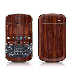BlackBerry Bold 9930 Skin - Dark Rosewood