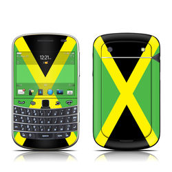 BlackBerry Bold 9930 Skin - Jamaican Flag