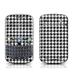 BlackBerry Bold 9930 Skin - Houndstooth