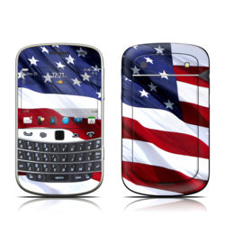 BlackBerry Bold 9930 Skin - Patriotic