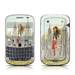 BlackBerry Bold 9930 Skin - The Sights New York