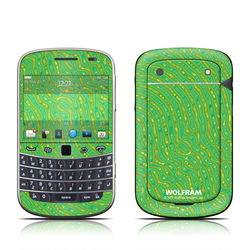 BlackBerry Bold 9930 Skin - Speckle Contours