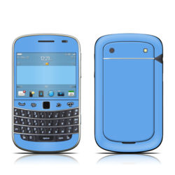 BlackBerry Bold 9930 Skin - Solid State Blue