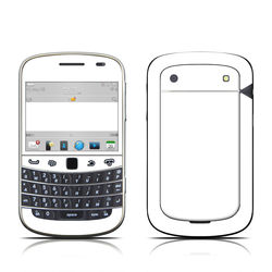 BlackBerry Bold 9930 Skin - Solid State White