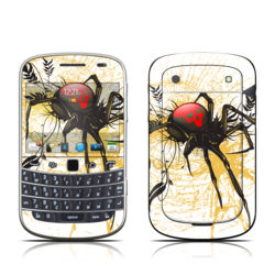 BlackBerry Bold 9930 Skin - Widow
