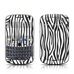 BlackBerry Bold 9930 Skin - Zebra Stripes