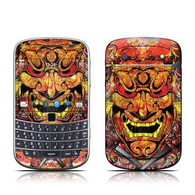 BlackBerry Bold 9930 Skin - Asian Crest