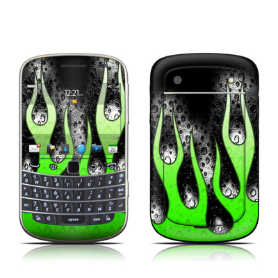 BlackBerry Bold 9930 Skin - Acid Flames