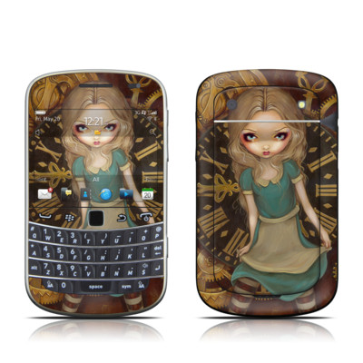 BlackBerry Bold 9930 Skin - Alice Clockwork