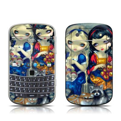 BlackBerry Bold 9930 Skin - Alice & Snow White