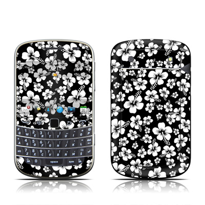 BlackBerry Bold 9930 Skin - Aloha Black