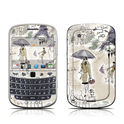BlackBerry Bold 9930 Skin - Ah Paris