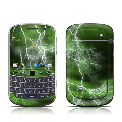 BlackBerry Bold 9930 Skin - Apocalypse Green