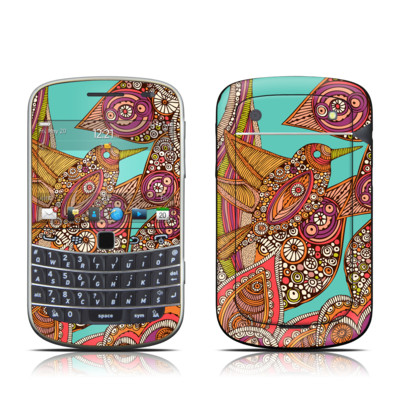 BlackBerry Bold 9930 Skin - Bird In Paradise