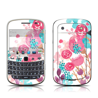BlackBerry Bold 9930 Skin - Blush Blossoms