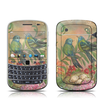 BlackBerry Bold 9930 Skin - Splendid Botanical