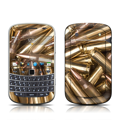 BlackBerry Bold 9930 Skin - Bullets