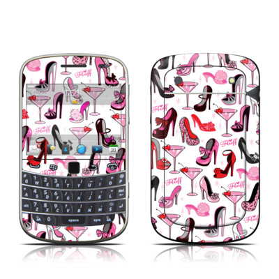 BlackBerry Bold 9930 Skin - Burly Q Shoes