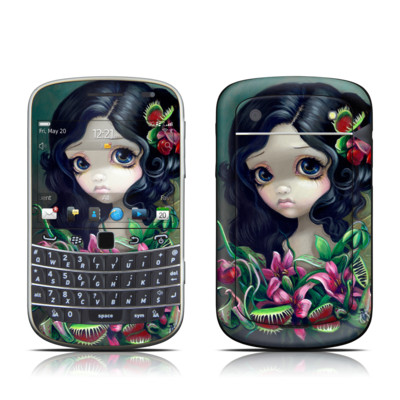 BlackBerry Bold 9930 Skin - Carnivorous Bouquet