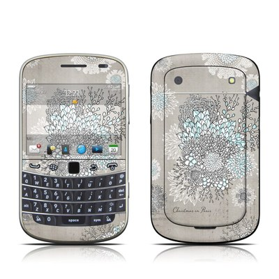 BlackBerry Bold 9930 Skin - Christmas In Paris