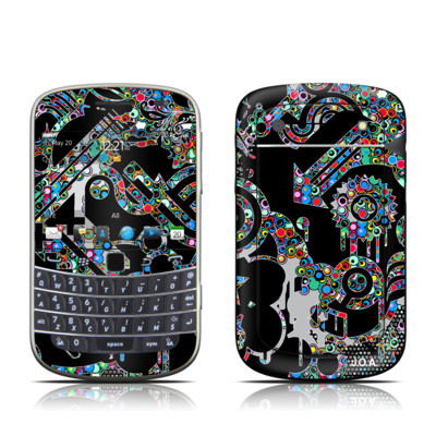BlackBerry Bold 9930 Skin - Circle Madness