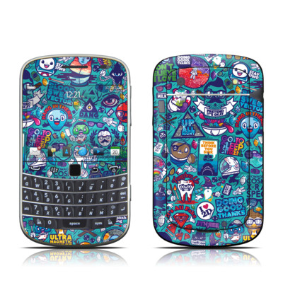 BlackBerry Bold 9930 Skin - Cosmic Ray