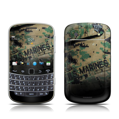 BlackBerry Bold 9930 Skin - Courage