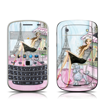 BlackBerry Bold 9930 Skin - Cafe Paris