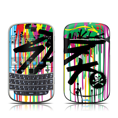 BlackBerry Bold 9930 Skin - Colour Rain