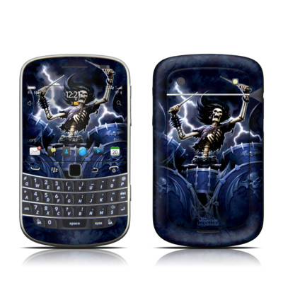 BlackBerry Bold 9930 Skin - Death Drummer