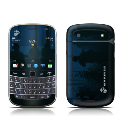 BlackBerry Bold 9930 Skin - Deploy