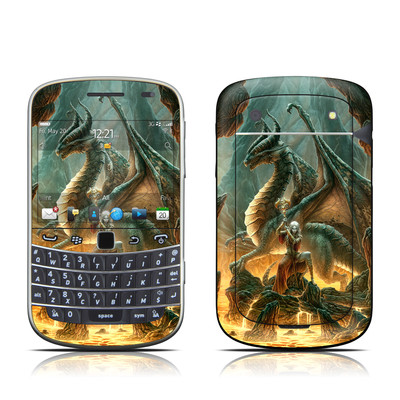 BlackBerry Bold 9930 Skin - Dragon Mage