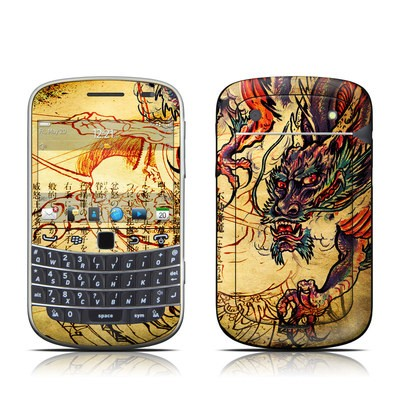 BlackBerry Bold 9930 Skin - Dragon Legend