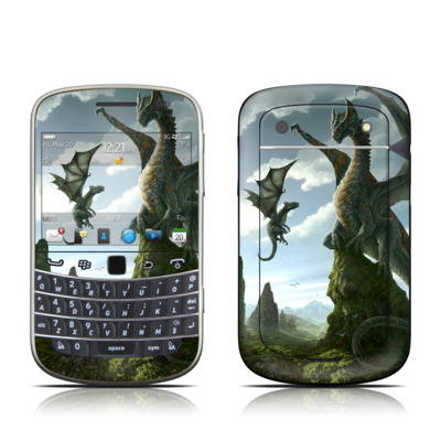 BlackBerry Bold 9930 Skin - First Lesson