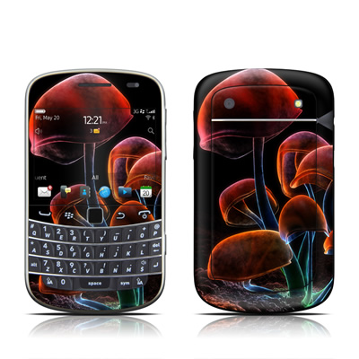 BlackBerry Bold 9930 Skin - Fluorescence Rainbow