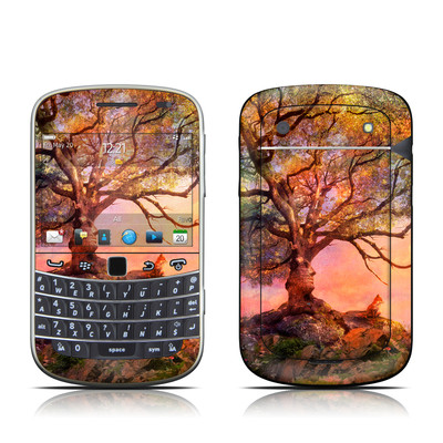 BlackBerry Bold 9930 Skin - Fox Sunset