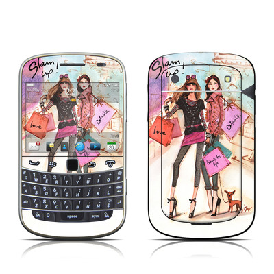 BlackBerry Bold 9930 Skin - Gallaria