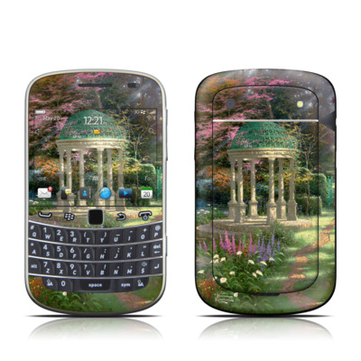 BlackBerry Bold 9930 Skin - Garden Of Prayer