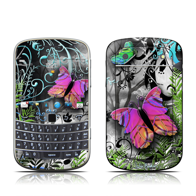 BlackBerry Bold 9930 Skin - Goth Forest