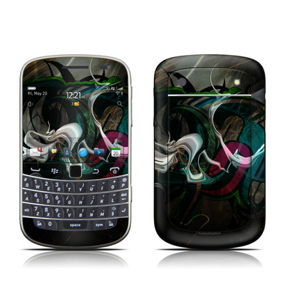 BlackBerry Bold 9930 Skin - Graffstract