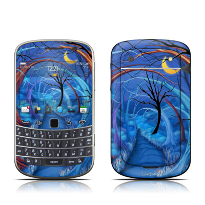 BlackBerry Bold 9930 Skin - Ichabods Forest