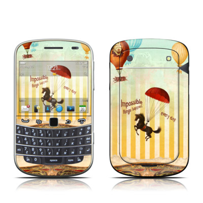 BlackBerry Bold 9930 Skin - Impossible