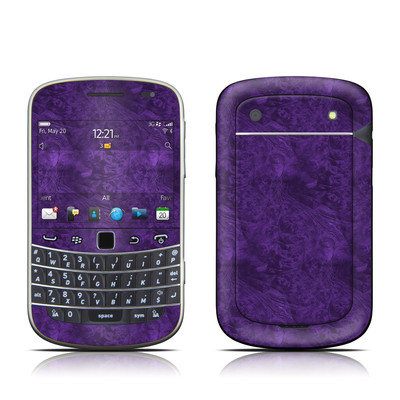BlackBerry Bold 9930 Skin - Purple Lacquer