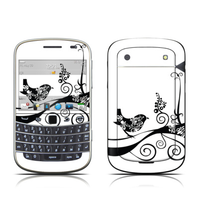 BlackBerry Bold 9930 Skin - Little Curly