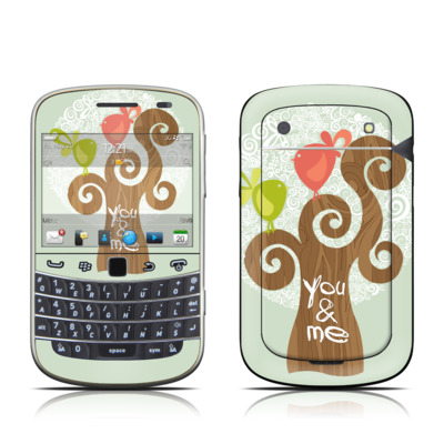 BlackBerry Bold 9930 Skin - Two Little Birds