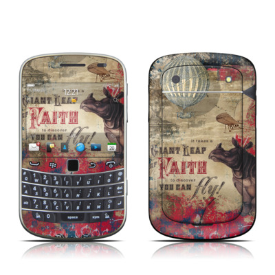 BlackBerry Bold 9930 Skin - Leap Of Faith