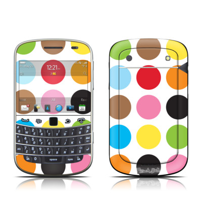 BlackBerry Bold 9930 Skin - Multidot